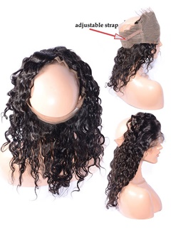 Natural Waves | Virgin Hair Lace Front Wigs | Lace Frontal Closures