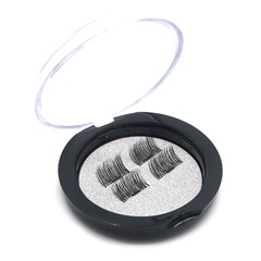 Top Selling Fake Eyelashes Private Label Boxes Magnetic Eyelashes