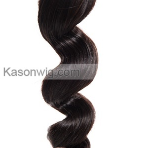 Brazilian Loose Wave Virgin Hair 100% Human Hair Bundles Unprocessed Natural Color Free Shipping