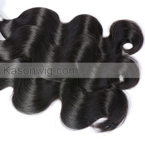 Hot Sale Peruvian Virgin Hair Body Wave With Closure Unprocessed Peruvian Body Wave 3 Bundles With Lace Closure