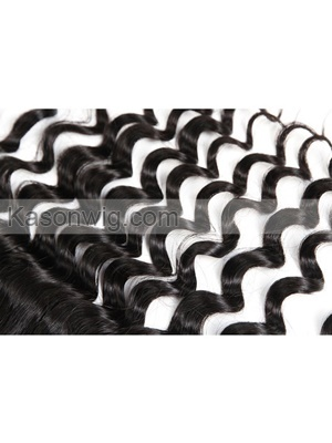 8A Top Quality Human Hair Brazilian Virgin 13*6 Lace Frontal Closure Loose Wave Natural Color Fashion Wave Lace Frontals