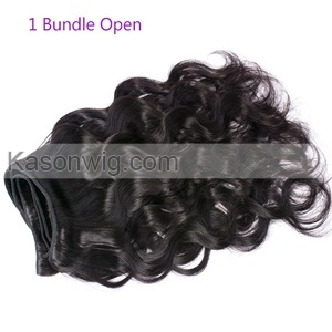 Indian Virgin Hair Body Wave Silk Top Closure With 3Bundles Top Grade Raw Indian Remy Hair Bundles With Swiss Lace Closure Shipping Free