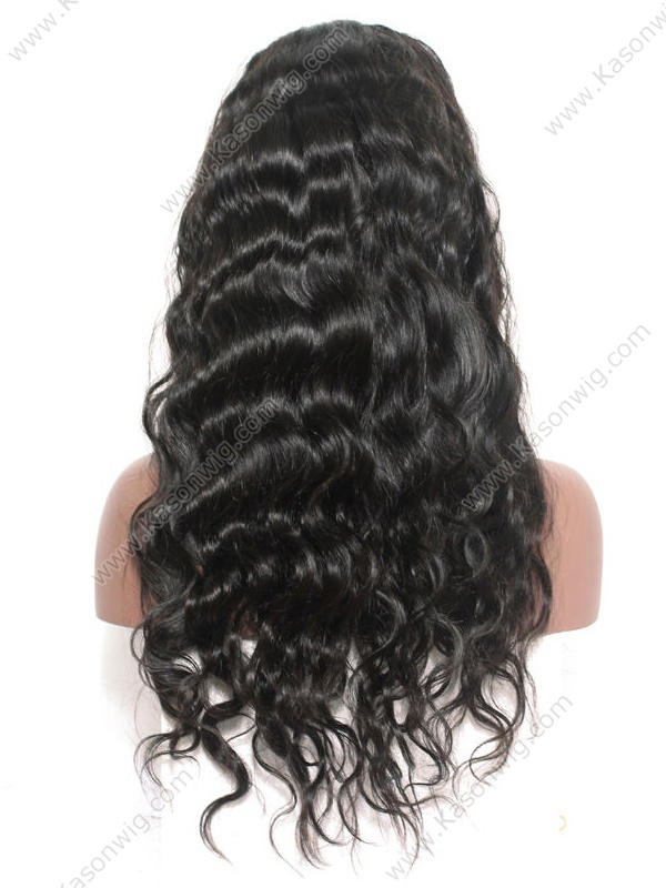 Human Hair Full Lace Wigs Peruvian Virgin Body Wave Human Hair Wig With Baby Hair 8Inch To 26Inch In Stock