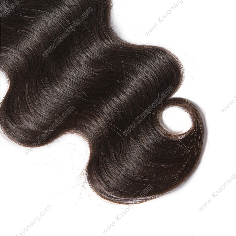 Peruvian Body Wave Closure 100% Human Hair Lace Closure With Baby Hair Remy Virgin Hair Free Shipping