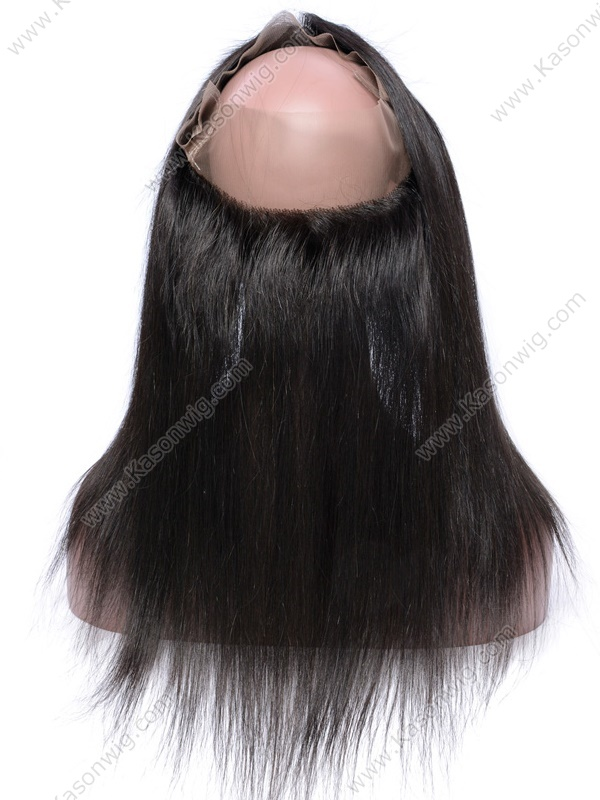 Peruvian Straight Hair | 360 Lace Frontal Closure | Virgin Human Hair