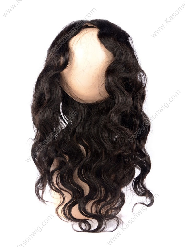Virgin Brazilian Body Wave Hair | 360 Lace Frontal | Closure With Baby Hair