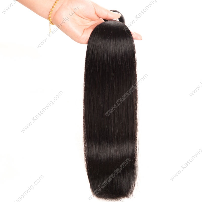 Brazilian Straight Hair Weave Remy Hair Bundles 100% Human Hair Extensions Natural Color 8-30 inch Can Be Bleached