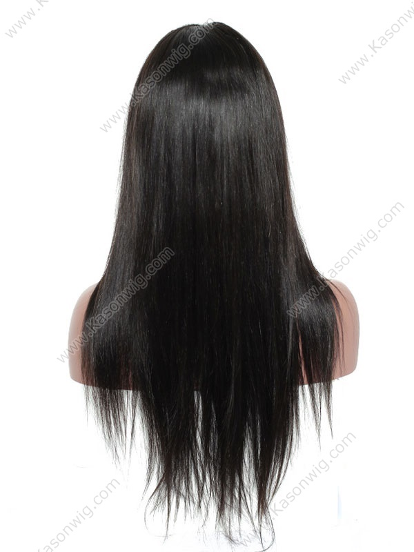 Straight 360 Lace Frontal Wigs For Black Women Pre Plucked 130% Density Brazilian Remy Hair 100% Human Hair Wigs