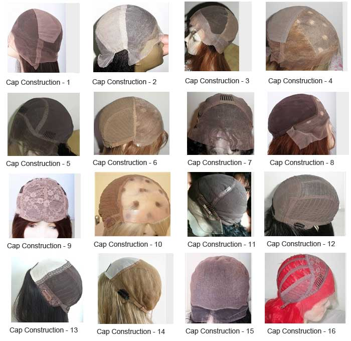 Lace Cap Constructions